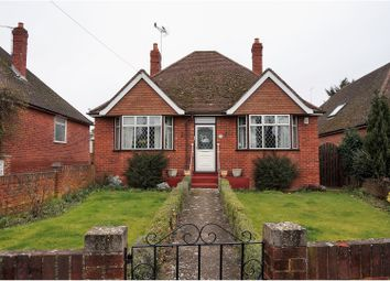 Thumbnail 2 bed detached bungalow for sale in Mayfield Avenue, Reading