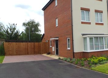 Thumbnail 5 bed semi-detached house to rent in Hallaton Road, Leicester