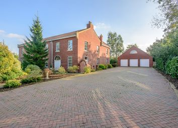 Thumbnail 5 bed detached house for sale in Rectory Road, Lyng, Norwich