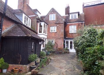 Thumbnail 2 bed flat to rent in High Street, Fordingbridge
