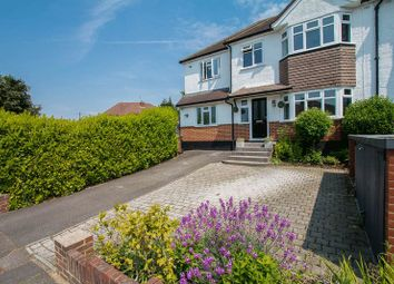 Thumbnail 4 bed semi-detached house for sale in Parsonsfield Road, Banstead