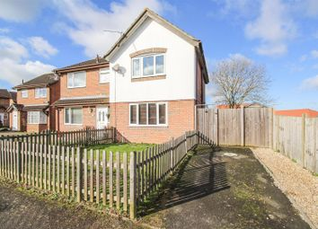 Thumbnail 3 bed semi-detached house for sale in Coniston Drive, Aylesham, Canterbury