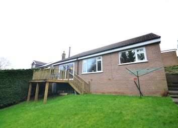 Thumbnail 3 bed detached house for sale in The Orchard, Langley Road, Langley, Macclesfield