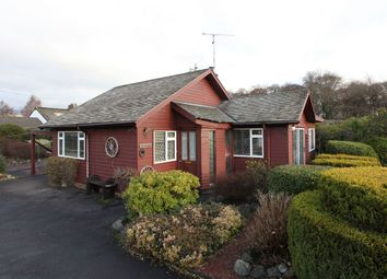 Thumbnail 4 bed bungalow for sale in Polinard, Comrie