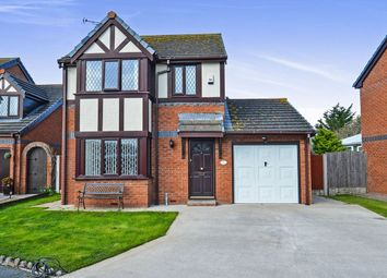 Thumbnail 3 bed detached house for sale in Hyde Court, Kinmel Bay, Rhyl