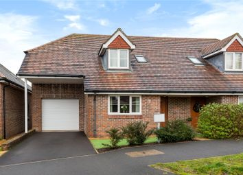 Thumbnail 3 bed semi-detached house for sale in Freshwater Terrace, Winston Rise, Four Marks, Alton, Hampshire