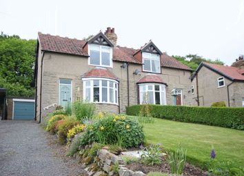 Thumbnail 3 bed semi-detached house for sale in Station Road, Allendale, Hexham