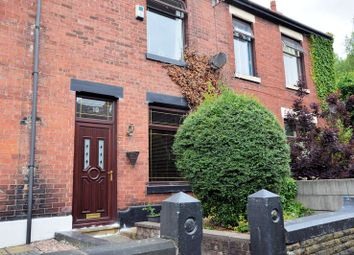 Thumbnail 2 bedroom terraced house for sale in Ebury Street, Radcliffe, Manchester