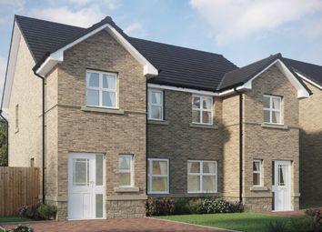 Thumbnail 3 bedroom semi-detached house for sale in Kilcruik Road, Kinghorn, Burntisland, Fife