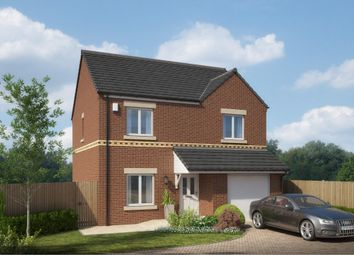 Thumbnail 4 bed detached house for sale in Bedford Sidings, South Church Road, Bishop Auckland, County Durham