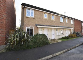 Thumbnail 3 bedroom end terrace house for sale in Turnpike Road, Hampton Vale, Peterborough