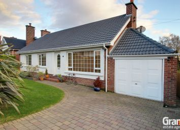 Thumbnail 3 bed detached bungalow for sale in Belair Avenue, Newtownards