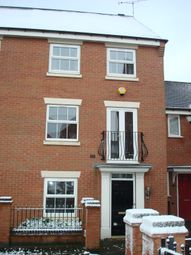 Thumbnail 4 bed end terrace house to rent in Longstork Rd, Rugby, Warwickshire