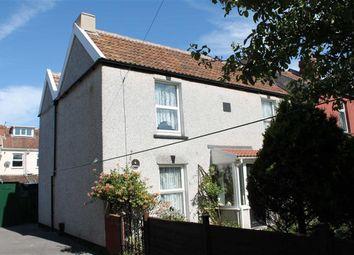 Thumbnail 3 bedroom end terrace house for sale in Myrtle Cottages, Pembroke Road, Bristol