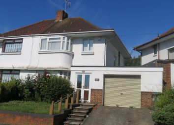 Thumbnail 3 bed semi-detached house for sale in Swingate Lane, Plumstead, London