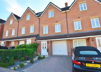 Thumbnail 4 bed terraced house for sale in Three Valleys Way, Bushey, Hertfordshire