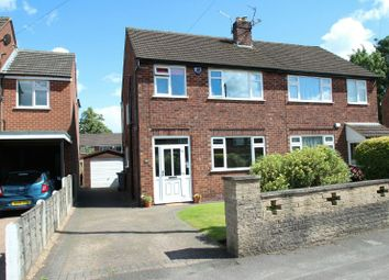 Thumbnail 3 bed semi-detached house for sale in Royce Avenue, Altrincham