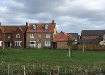 Thumbnail Detached house for sale in Fieldfare View, Wixams, Bedford