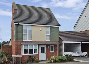 Thumbnail 3 bed detached house for sale in Lime Pit Lane, Cannock