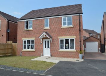 Thumbnail 4 bed detached house for sale in Elm View, Castleford
