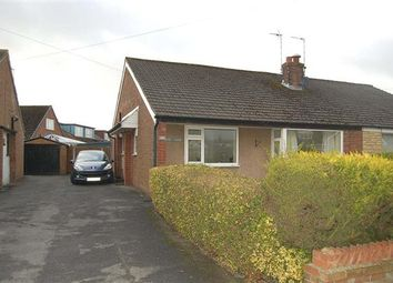 Thumbnail 2 bed bungalow to rent in Croston Road, Garstang, Preston