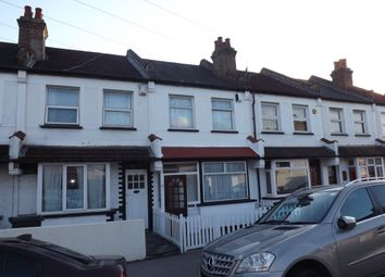 Thumbnail 3 bedroom terraced house for sale in Crowland Road, Thornton Heath