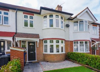 Thumbnail 4 bed terraced house for sale in Chalfont Way, Ealing
