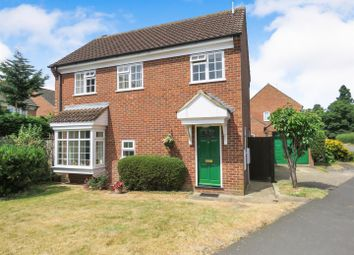 Thumbnail 3 bed detached house for sale in Greenfields, St. Ives, Huntingdon