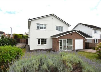 Thumbnail 4 bed detached house for sale in Blenheim Avenue, Magor, Caldicot