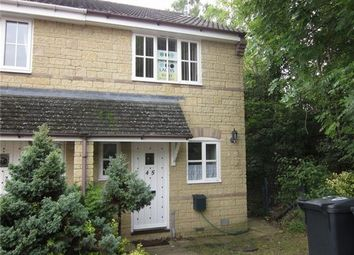 Thumbnail 2 bed semi-detached house to rent in Foxglove Way, Brympton, Yeovil