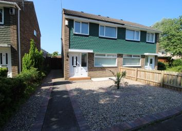 Thumbnail 3 bed semi-detached house to rent in Courtney Court, Newcastle Upon Tyne