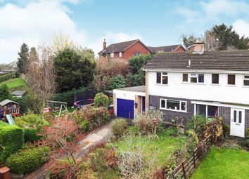 Thumbnail 3 bed semi-detached house for sale in Tregarthen Lane, Pant, Oswestry, Shropshire