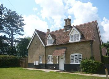 Thumbnail 3 bed detached house to rent in Kingshill, Old Warden, Biggleswade