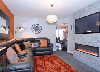 Thumbnail 3 bed property for sale in Cawfields Close, Wallsend