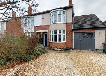 Thumbnail 3 bed semi-detached house for sale in Oxstalls Lane, Longlevens, Gloucester