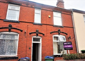 Thumbnail 3 bedroom terraced house for sale in Bridge Street, West Bromwich