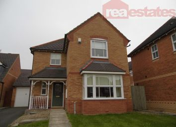 Thumbnail 3 bed detached house to rent in Stenhouse Court, Bishop Auckland