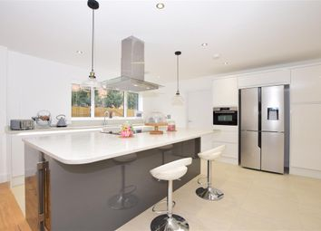 Thumbnail 4 bed detached house for sale in Elizabeth Drive, Woodnesborough, Sandwich, Kent