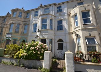 Thumbnail 2 bed flat to rent in Morton Road, Exmouth, Devon