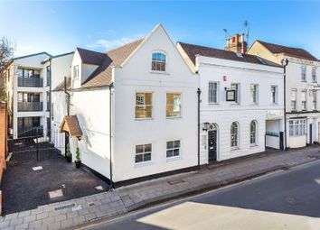 Thumbnail 3 bed flat for sale in 32 London Street, Chertsey, Surrey
