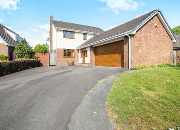 Thumbnail 4 bed detached house for sale in Long Copse, Chorley