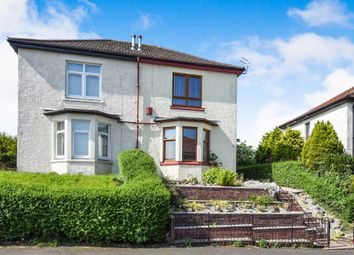 Thumbnail 2 bed semi-detached house for sale in Leighton Street, Ruchill, Glasgow
