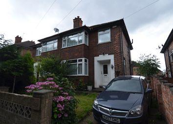 Thumbnail 3 bed end terrace house for sale in Hucknall Road, Nottingham