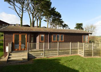 Thumbnail 2 bedroom chalet for sale in Millbrook, Torpoint
