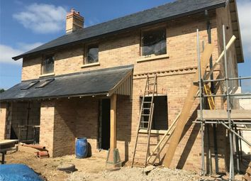 Thumbnail 4 bed detached house for sale in Ryston Road, Denver, Downham Market