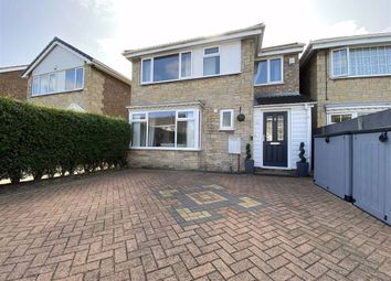 Thumbnail 4 bed detached house for sale in Field Avenue, Thorpe Willoughby, Selby