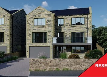 Thumbnail 5 bed detached house for sale in Broad Lane, Upperthong, Holmfirth