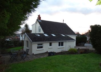 Thumbnail 4 bed detached house for sale in Pentre Banadl, Killay, Swansea