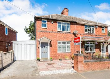 Thumbnail 3 bed semi-detached house for sale in Tippity Green, Rowley Regis