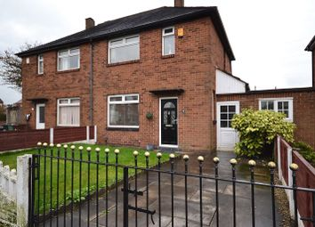 Thumbnail 2 bed semi-detached house for sale in Kipling Avenue, Wigan